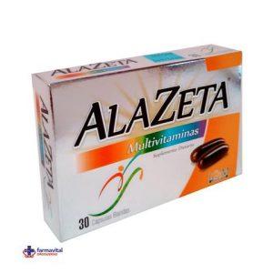 ALAZETA X 30 CAP