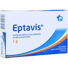 EPTAVIS 1GR X 6 SOBRES
