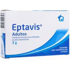 EPTAVIS 3GR X 6 SOBRES