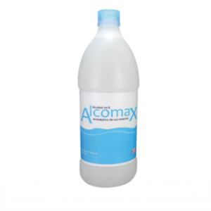 ALCOHOL ANTISÉPTICO ALCOMAX X 700 ML