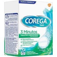 COREGA X 30 TAB. EFERVECENTES