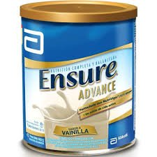 ENSURE ADVANCE VAINILLA 400 GRS