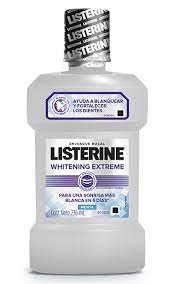 LISTERINE WHITENING EXTREME 473 ML