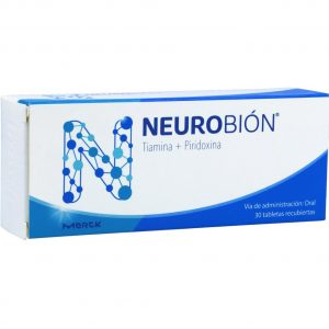 NEUROBION x 30 TABLETAS