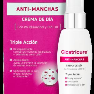 CICATRICURE ANTI MANCHAS DIA 50GR