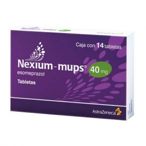 NEXIUM MUPS 40 MG 14 TABLETAS
