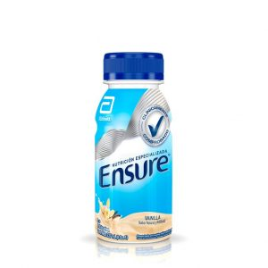 ENSURE LIQUIDO VAINILLA 237 ML
