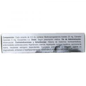 FEMELIN X 1 AMPOLLA