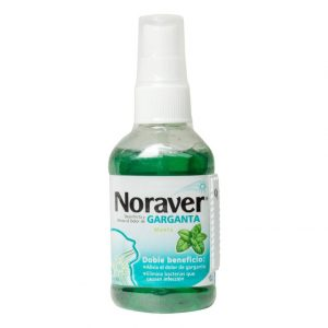 NORAVER MENTA SPRAY 120 ML