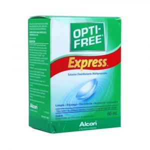 OPTIFREE EXPRESS SOLUCION 60 ML