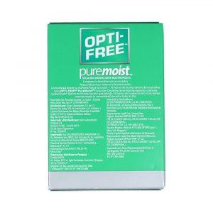OPTIFREE PURE MOIST 60 ML
