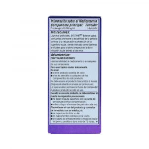 SYSTANE BALANCE SOL.OFTALMICA 10 ML