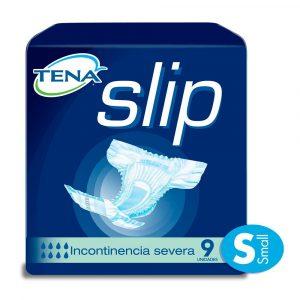 TENA SLIP SMALL X 9 UNIDADES