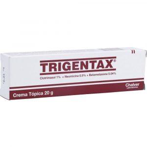 TRIGENTAX CREMA 20 GR